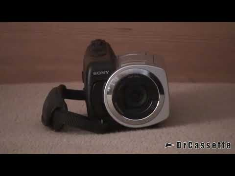 Sony Handycam DCR-TRV740 Digital-8 Camcorder