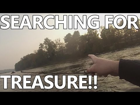 Thumbnail: River Treasure #29: Another Day Looking for Treasure!!