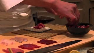Sushi Saito restaurant in Tokyo