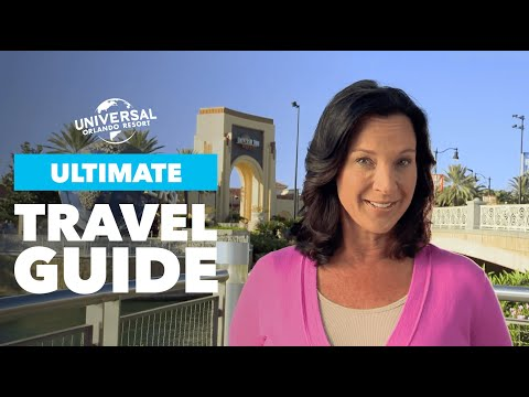 A Guide to Universal Orlando Resort with The Travel Mom