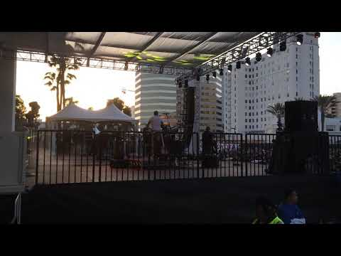 Toyota Grand Prix of Long Beach 2018: Ozomatli