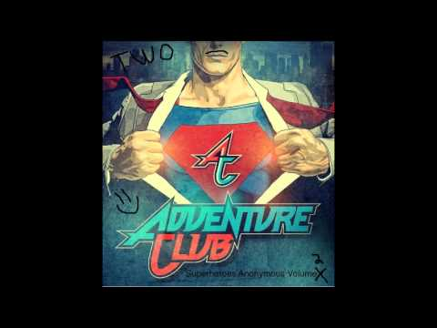 Adventure Club Superheroes Anonymous Vol. 2