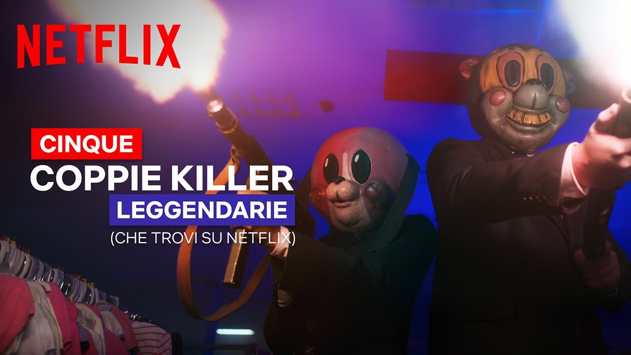 5 coppie killer leggendarie (che trovi su Netflix) | Netflix Italia