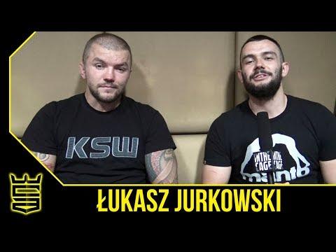 Łukasz Jurkowski o sprawach prywatnych, zawodowych i MMA