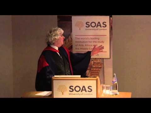 Prof Andrew Huxley: T W Rhys Davids and the Forged Relics of the Buddha, SOAS, University of London