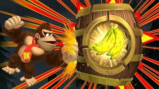 Donkey Kong Country: Tropical Freeze Playthrough Part 5 - World 2 2/3