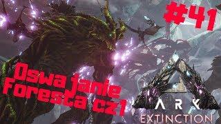 ARK Extinction PL #41 - Oswajanie Forest Tytana cz.1   Ark: Survival Evolved po polsku