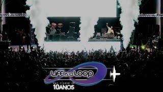 #DVD | LIFE IS A LOOP: UMA VIAGEM DE 10 ANOS - Live Space Baln. Camboriu 2013