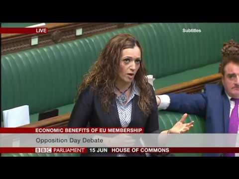 Sir Bill Cash MP: Economic Benefits Of EU Membership