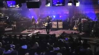 Live on Letterman - John Mayer In Concert