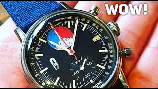 Undone Regatta NACRA17 Watch Review - TAG Heuer Skipper ?