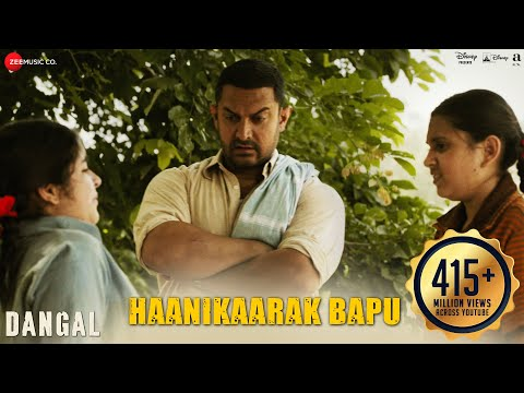 Haanikaarak Bapu Video Song - Dangal