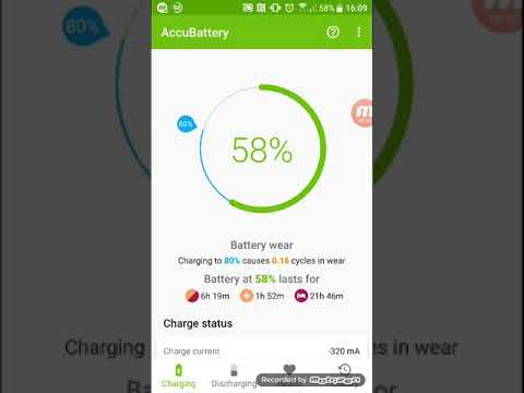 AccuBattery Android Phone Health Checker Review First Look