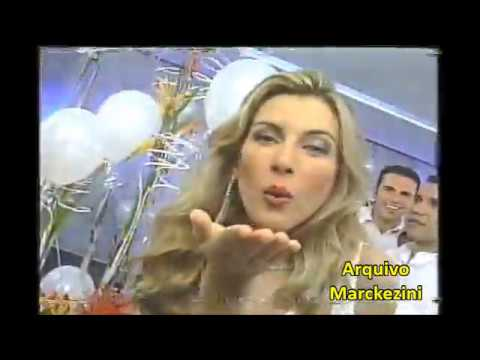 Vinheta de fim de ano  TV Gazeta 2003