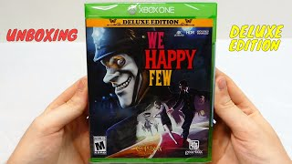 We Happy Few DELUXE EDITION – UNBOXING! (Xbox One)