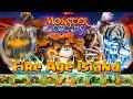 (TEST) Fire Age Island - Monster Legends