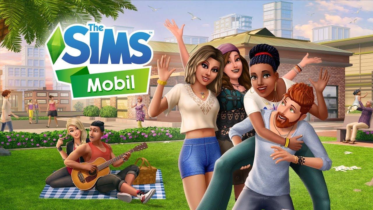 The Sims Mobil Resmi Tanıtım Videosu