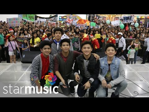 GIMME 5 - Growing Up (Official Lyric Video)