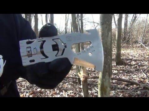 Klecker Klax: 10 секретов мультифункционального топора со съемной головкой