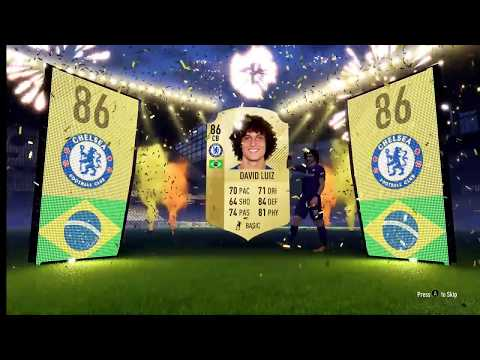 Milanos FIFA18 Pack Opening #1