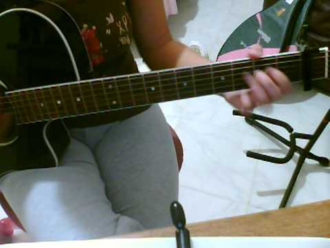 McFly - Obviously (Acoustic Guitar Cover) - YouTube