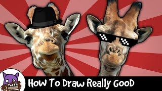 How To Draw Really Good - Falcon Lover