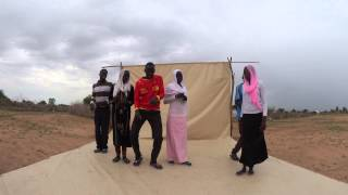 EU Children of Peace 2014: Chad Dances for Peace