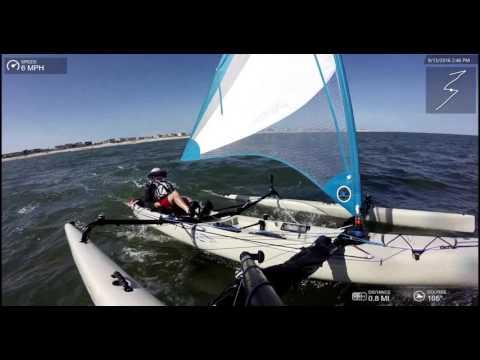 Avalon - Hobie Tandem Island Beach Sail