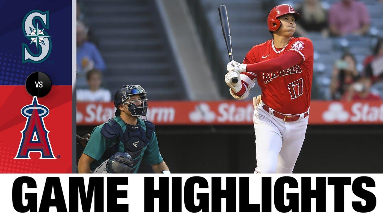 Download Mariners vs. Angels Game Highlights (9/25/21) | MLB Highlights