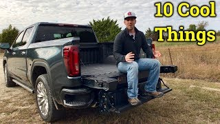 10 AWESOME Features on the 2019 GMC Sierra Denali!