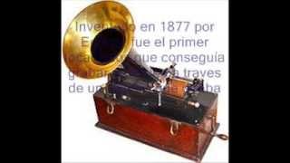 evolucion de aparatos reproductores del sonido