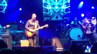 widespread panic with jason isbell ride me high raleigh nc