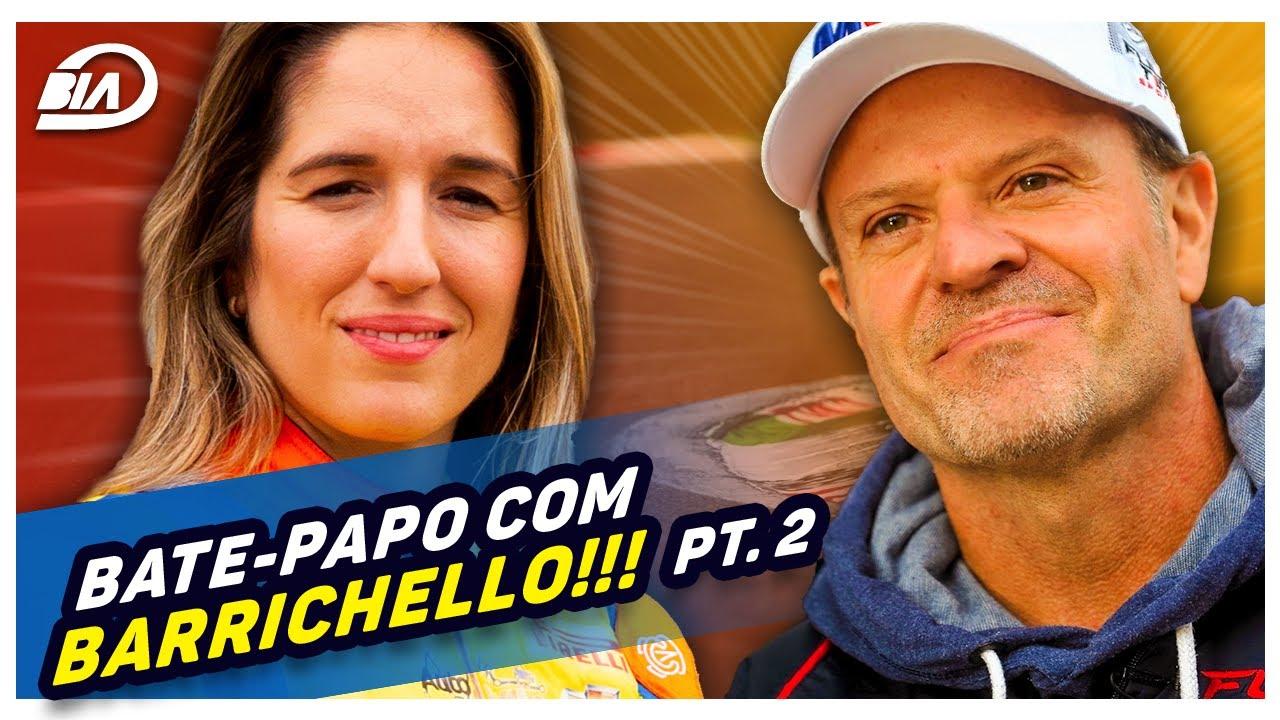 🤔 SENNA ou SCHUMACHER?? - Os estilos de pilotagem dos campeões da F1 | ft. Rubinho Barrichello | Pt2