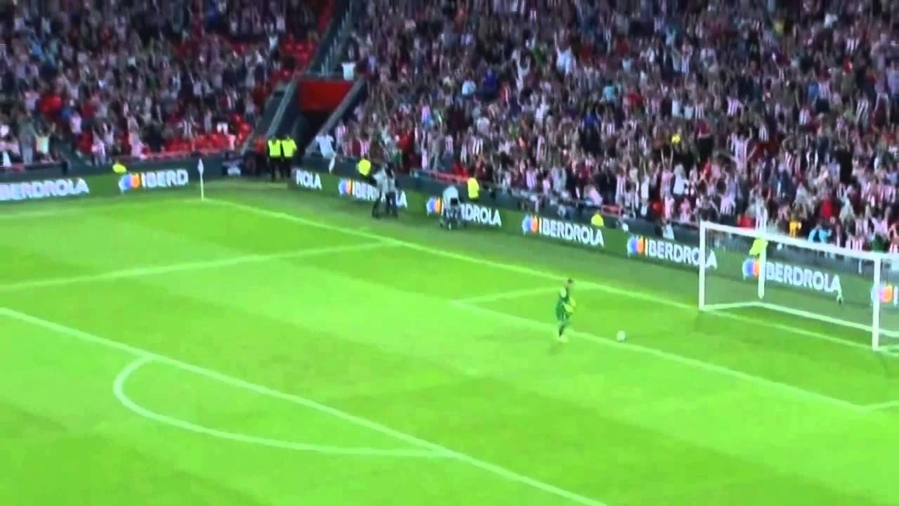 Athletic Bilbao vs FC Barcelona 4-0 (Spain Supercup 2015 ...