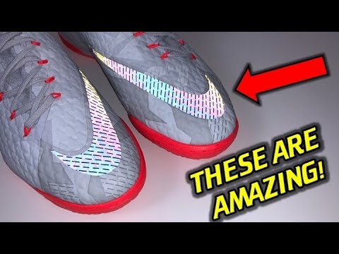 THESE ARE SO UNDERRATED! - Nike Hypervenom X Finale 2 Indoor (Aurora Pack) - Review + On Feet