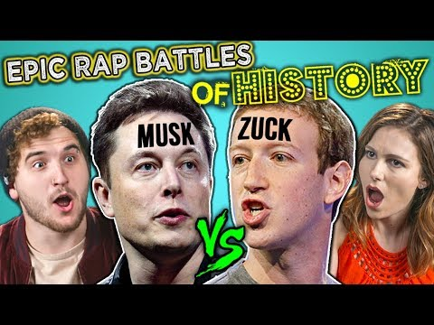 Adults React To Epic Rap Battles Of History (They're Back!)