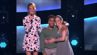 Gaby and Virgil SYTYCD top 4 season 12
