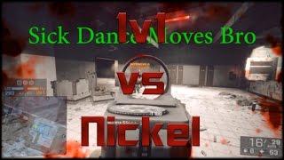 Bf4 | 1v1 Frags vs Nickel