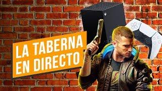 La TABERNA en DIRECTO: PS5 SE ACERCA, LOL para móviles y RESPONDEMOS PREGUNTAS