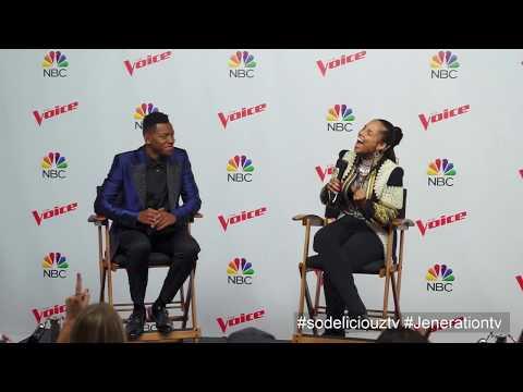 THE VOICE SE12 Finale: Alicia Keys Goes Crazy, Destiny Prevailed, Chris Blue takes ALL