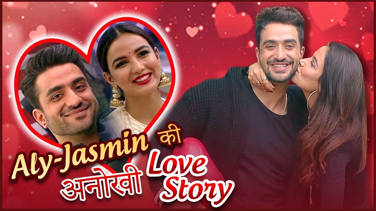 Download Jasmin Bhasin & Aly Goni LOVE STORY   First Meet, Friendship, Bigg Boss 14 & More
