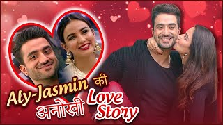 Jasmin Bhasin & Aly Goni LOVE STORY | First Meet, Friendship, Bigg Boss 14 & More