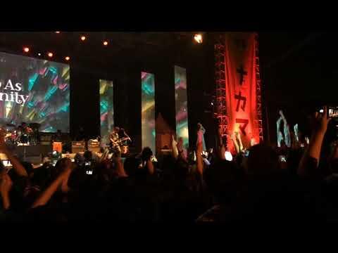 Do As Infinity - KIMI GA INAI MIRAI | LIVE at NAKAMA Fest 2017 Jakarta
