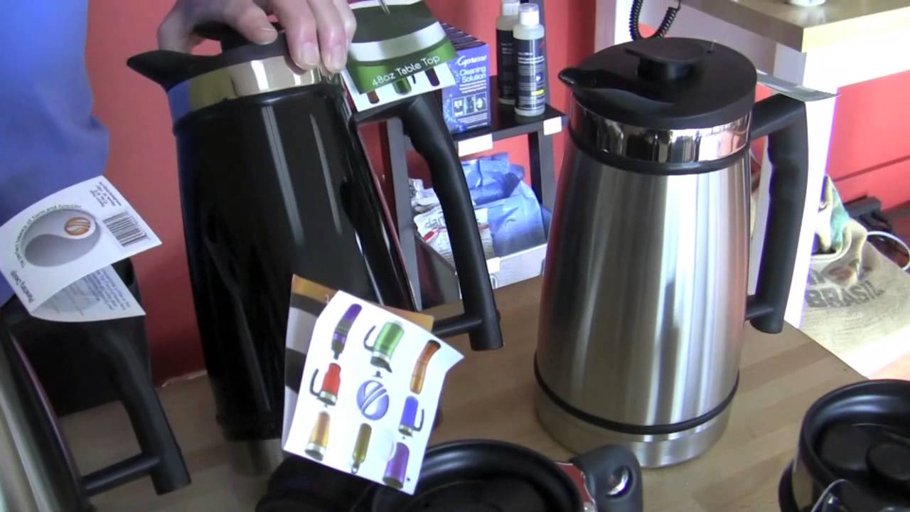Crew Review Planetary Design Coffee Presses Youtube