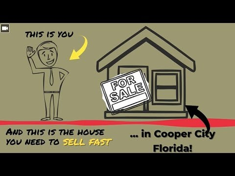 Sell My House Fast Cooper City: We Buy Houses in Cooper City and South Florida