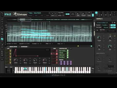 How To Tutorial - Spectral Synthesis with Iris2  - SubjectSound