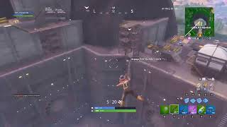 Fortnite [a bot trying to play keyboard and mouse]