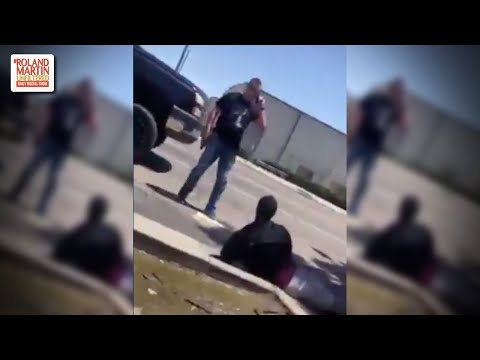 Off-Duty Cop Caught On Video Pointing Gun At A Black Man In Road Rage Incident The Officer Initiated