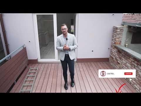 PRODÁNO: Dům se dvěma bytovými jednotkami 2+kk v centru Ivančic