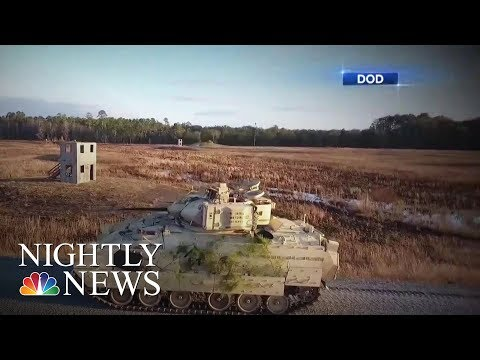 Three U.S. Soldiers Killed In Training Exercise In Georgia | NBC Nightly News